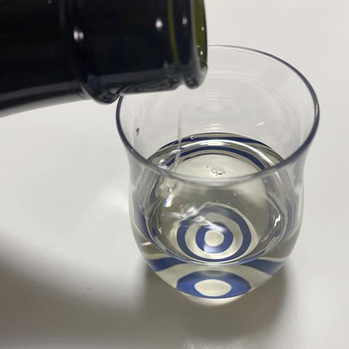 高波純米吟醸酒