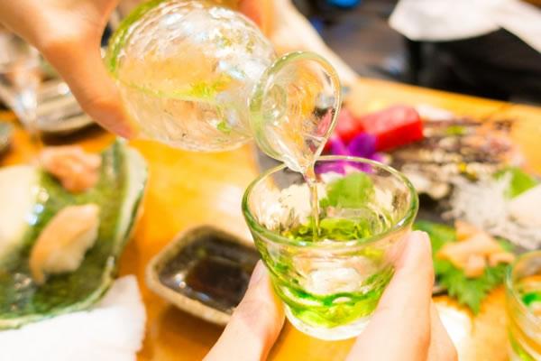 菊水シリーズのおいしい飲み方