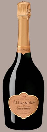 ローラン・ペリエ-アレクサンドラ-ロゼ2004