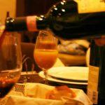 フランスのブルゴーニュ産ワイン