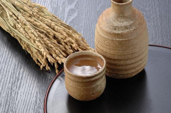 仕込み水と酒米