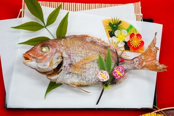 鳴門鯛におすすめのお料理とは?