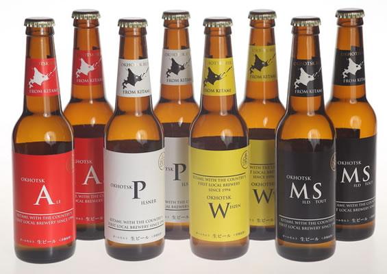 オホーツクビール