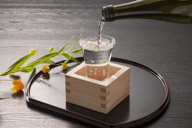 使用する日本酒は?