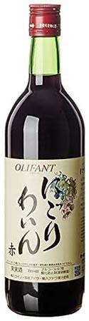 オリファン にごりワイン