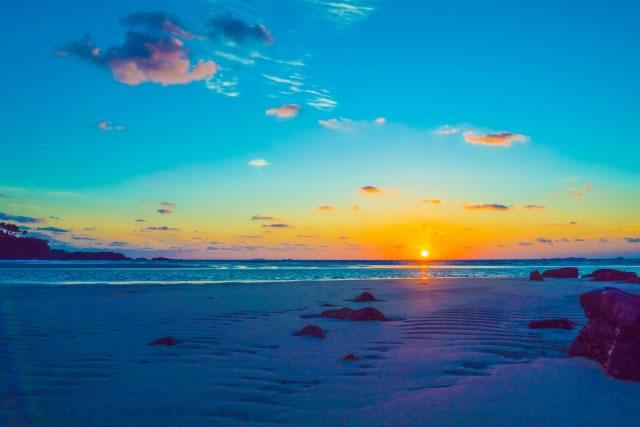 壱岐の島海岸