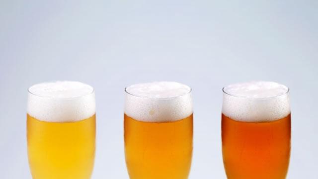 色々な種類のビール