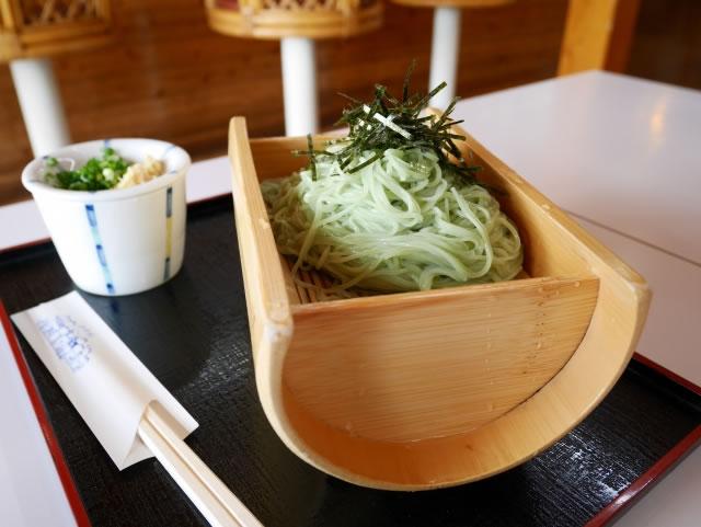 手延べオリーブオイル素麺