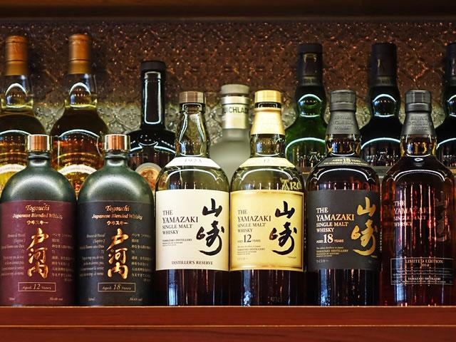 山崎ウイスキー