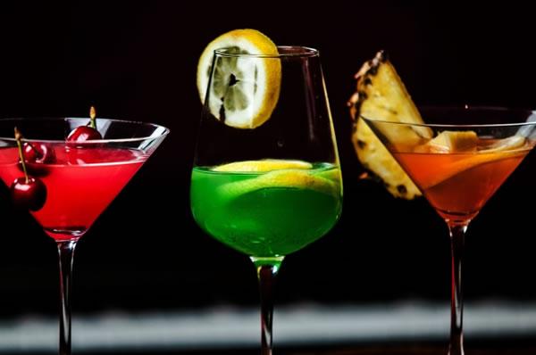 好きなお酒を選ぶことができる