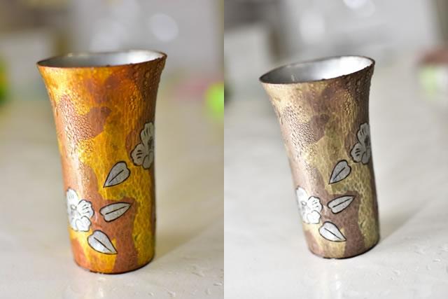 新潟燕三条の鎚起銅器