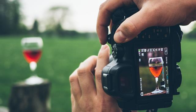 インスタ映え写真の撮り方