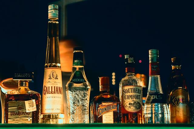 ボトルやラベルが可愛いもの