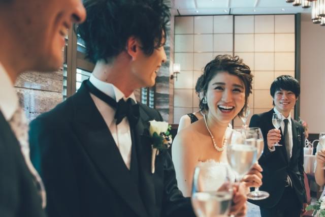 結婚式でのお酌のマナーは?