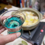 鍋と日本酒
