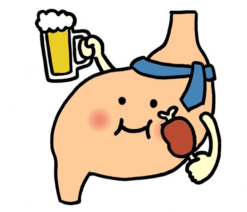 胃腸を守る効果がある