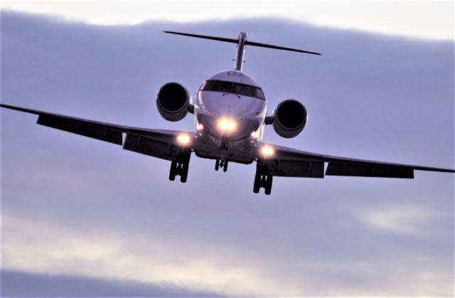 航空機撮影
