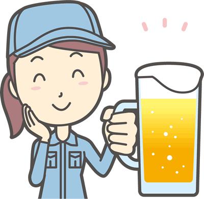 ビール貯蔵工