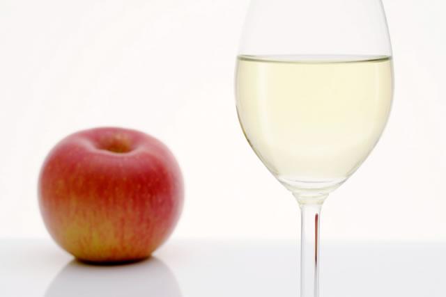 りんごとお酒