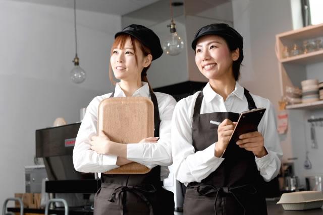 飲食店経営・飲食店スタッフ